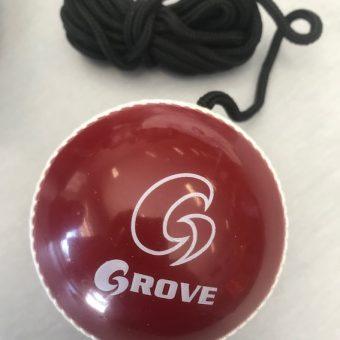 Grove hard ball on string