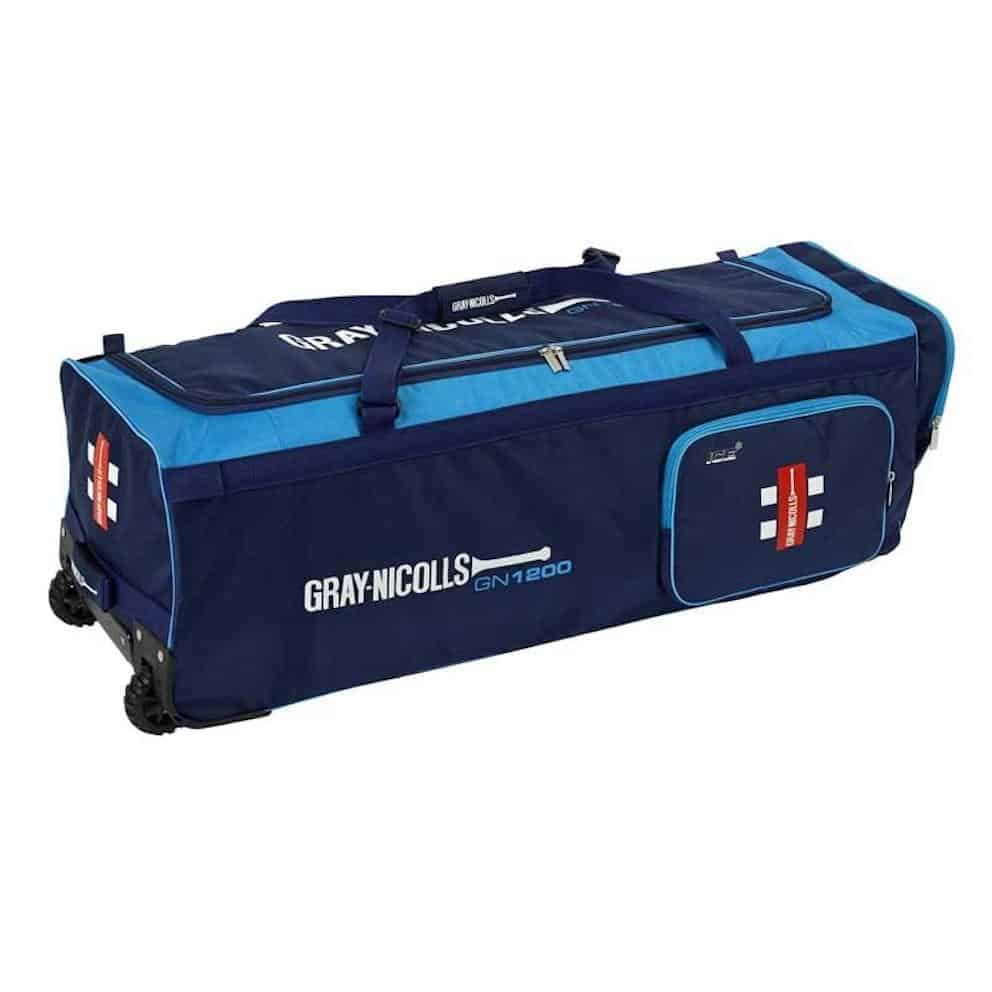 Gray Nicolls GN1200 wheele bag Blue