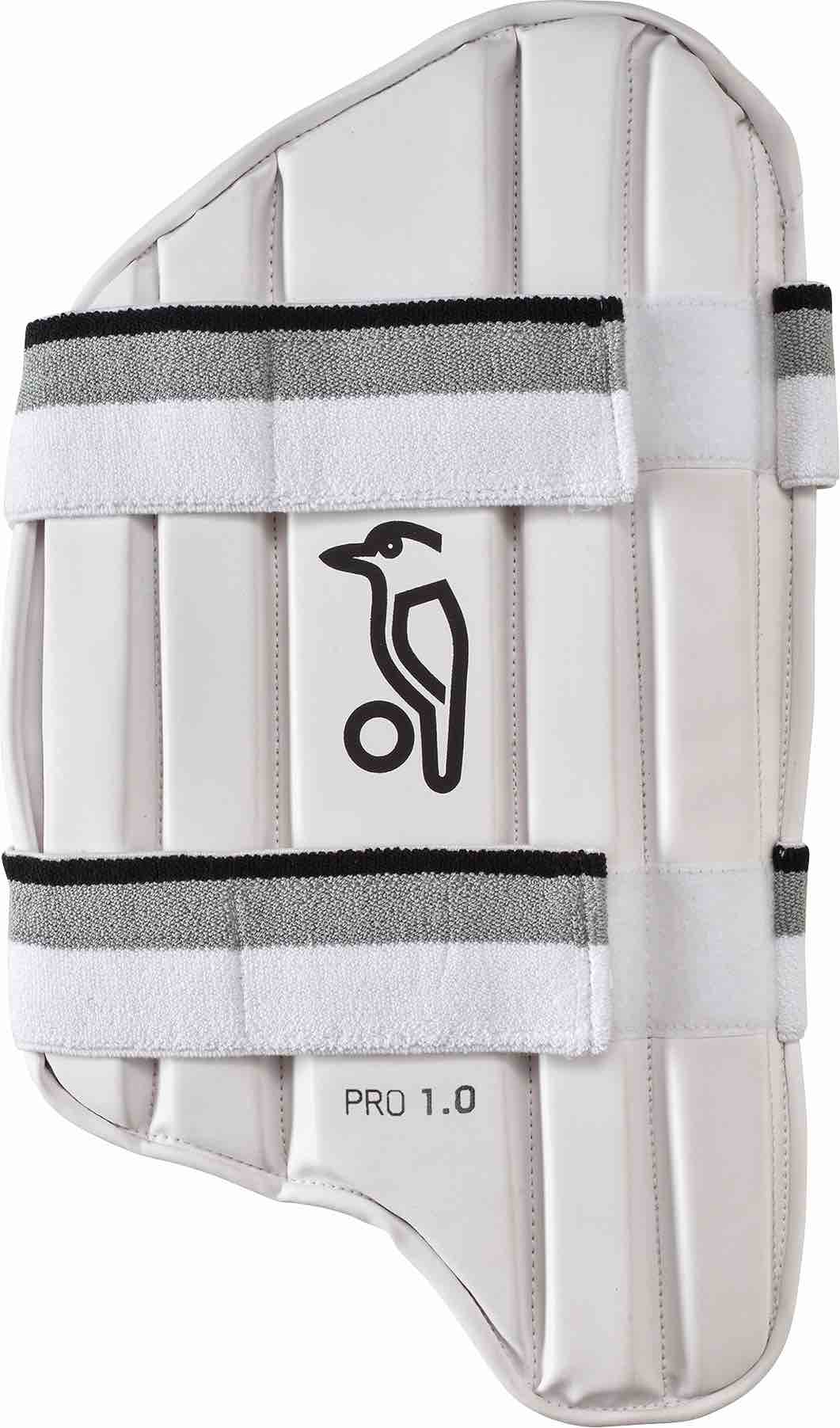 Kookaburra Pro 1.0 Thigh Guard - Front copy