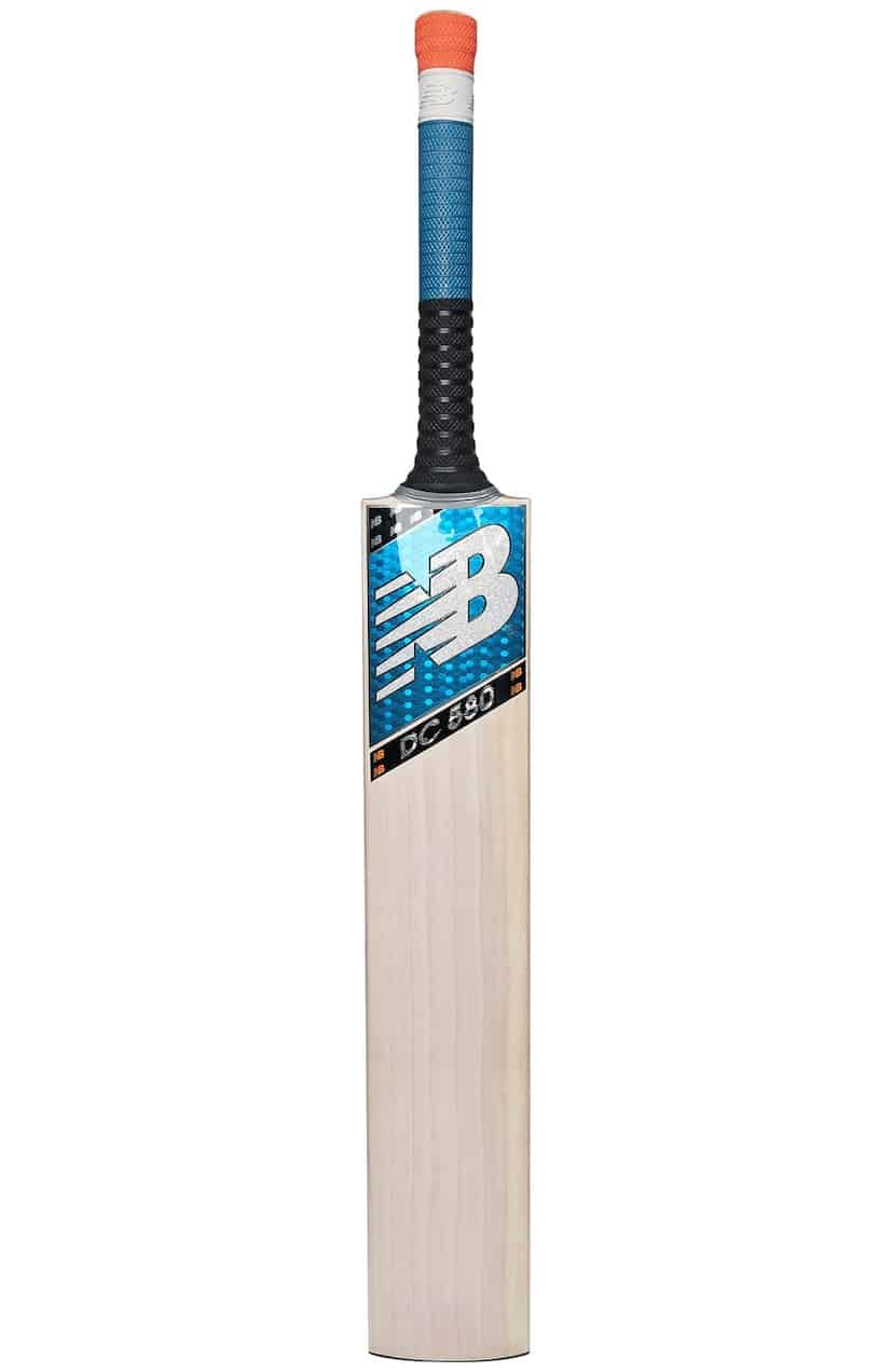 New Balance DC580 Cricket Bat Face