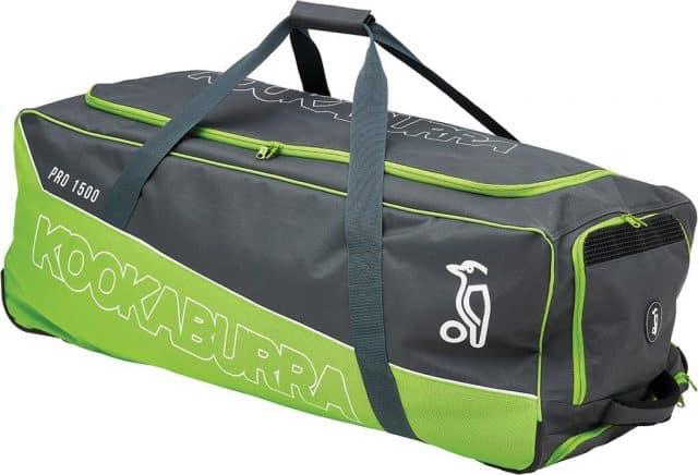 Kookaburra Pro 1500 Cricket Bag