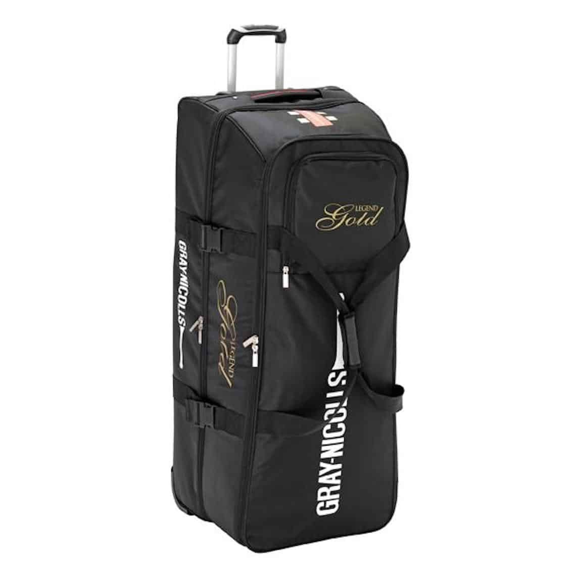 GN Legend Gold cricket Bag