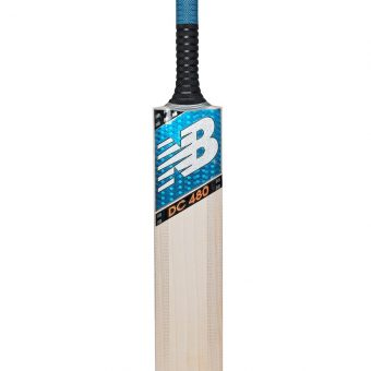 New Balance DC480 Junior Cricket Bat Face