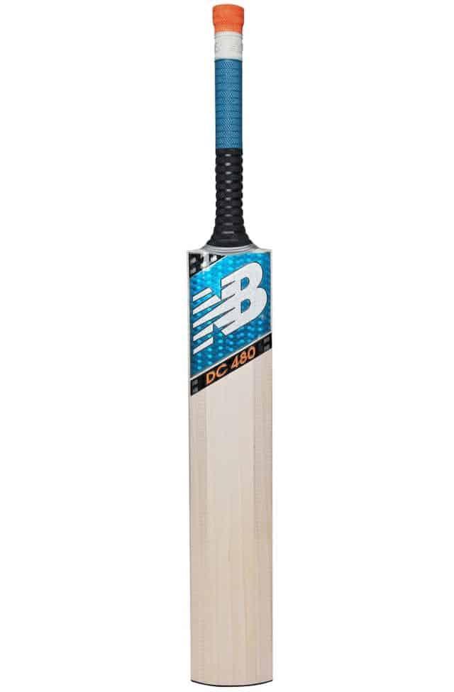 New Balance DC480 Junior Cricket Bat Face