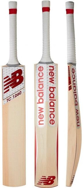2017 new balance tc 1260 junior cricket bat