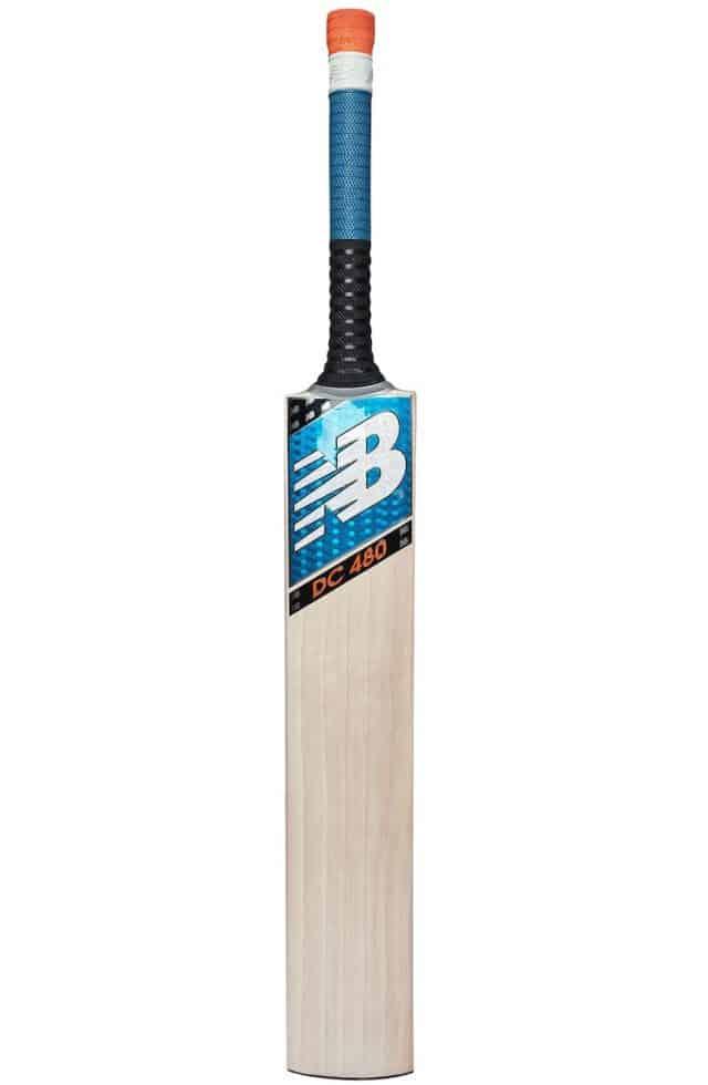 New Blanace DC480 Cricket Bat Face