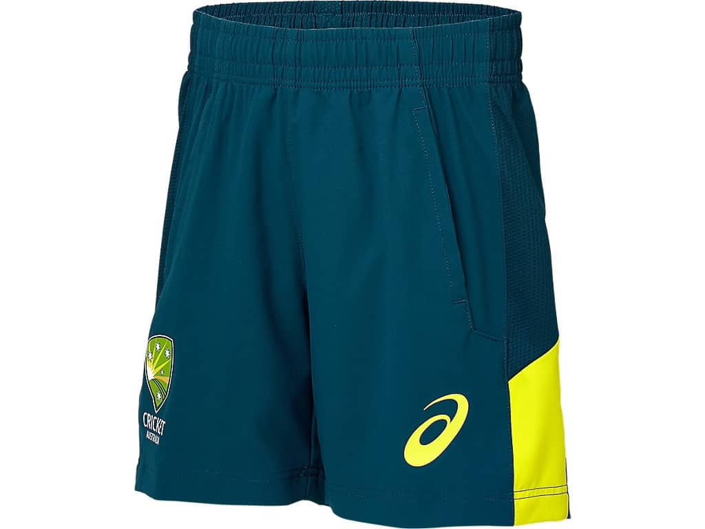 Cricket Australian Replica Training Shorts