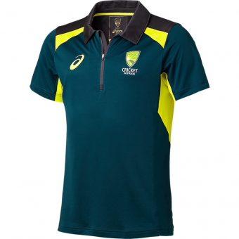 Cricket Australian Training Polo Clothing