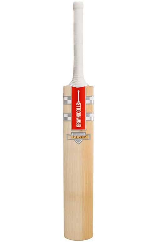 Gray Nicolls Silver Cricket Bat