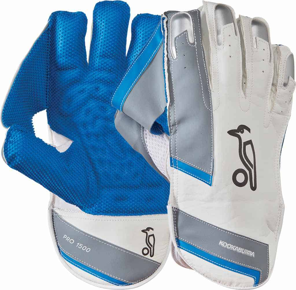 Kookaburra Pro 1500 Wicket Keeping Gloves