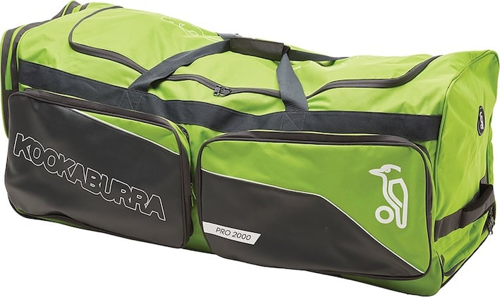 Kookaburra Pro 2000 Wheelie Bags