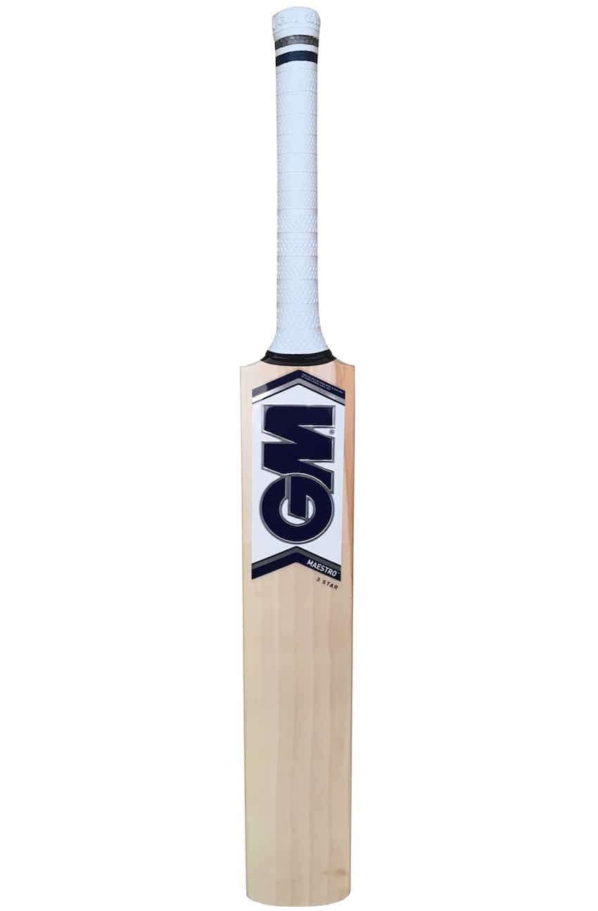 GM Maestro 3 star cricket bat