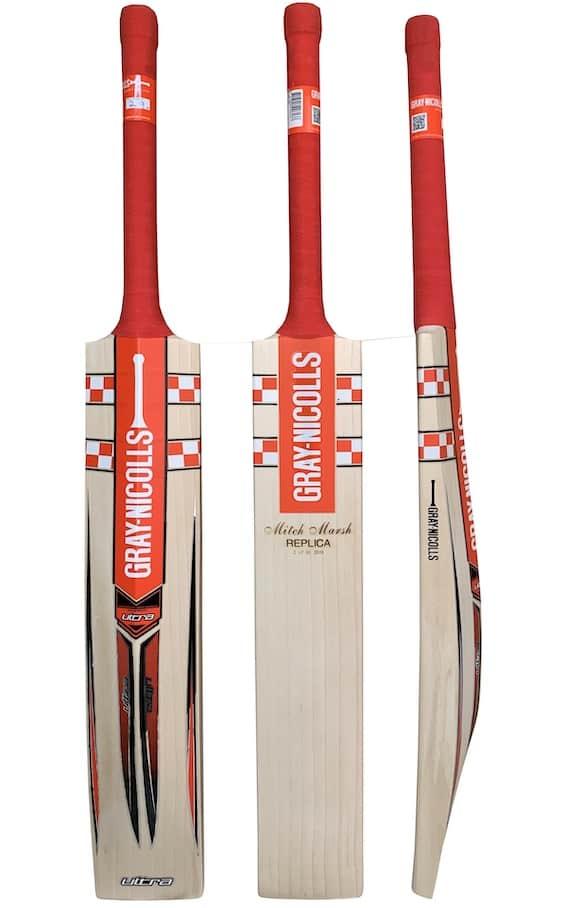 Gray Nicolls Mitch Marsh Replica bat cropped
