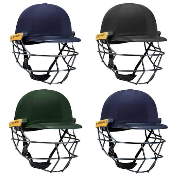 Masuri Legacy plus Helmet
