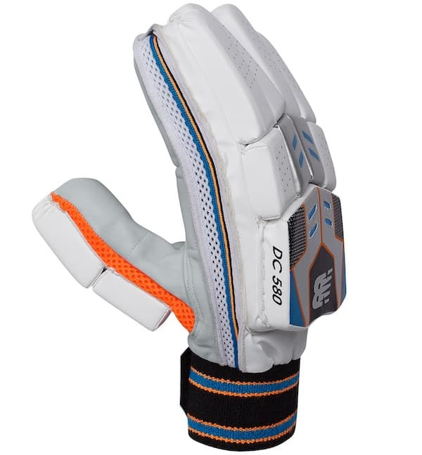 New Balance DC 580 Batting Glove Side