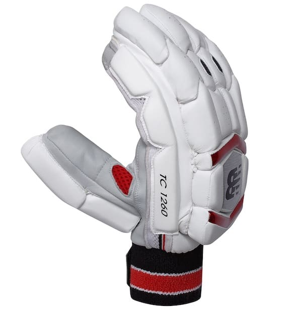 New Balance TC1260 Batting Glove Side