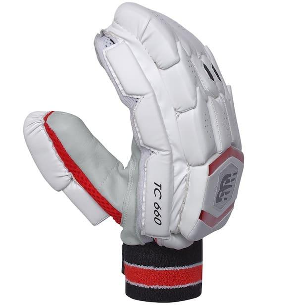 New Balance TC560 Batting Gloves Side
