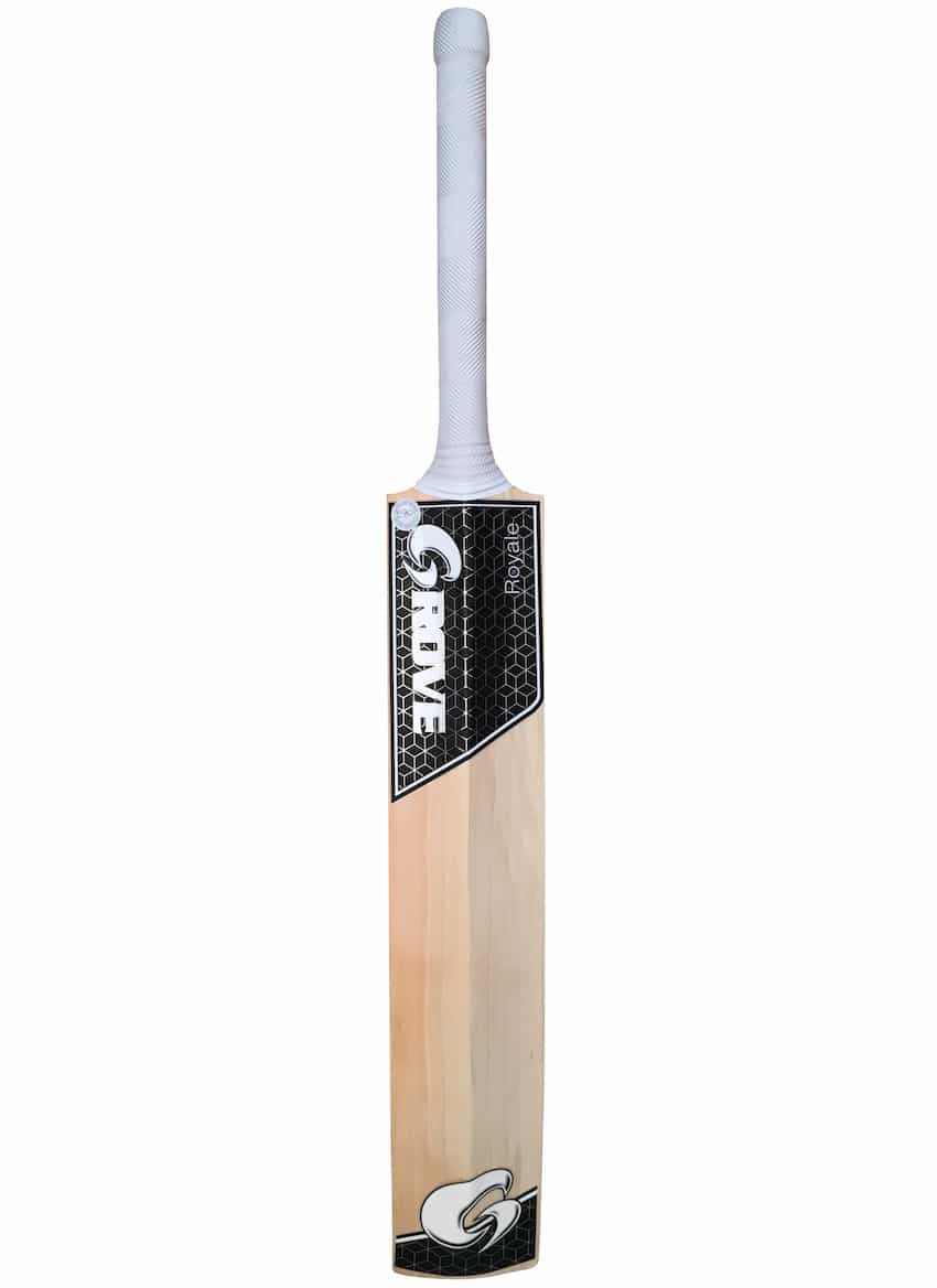 Grove Royale black cricket bat