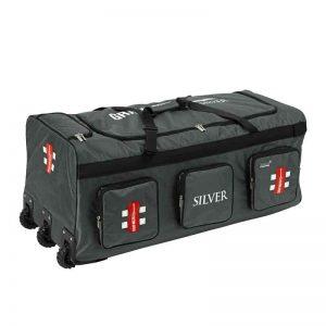 Gray Nicolls Siver Wheele Bag