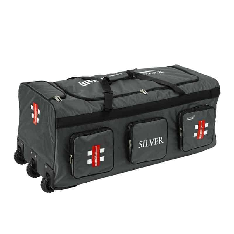 Gray Nicolls Siver Wheele Bag