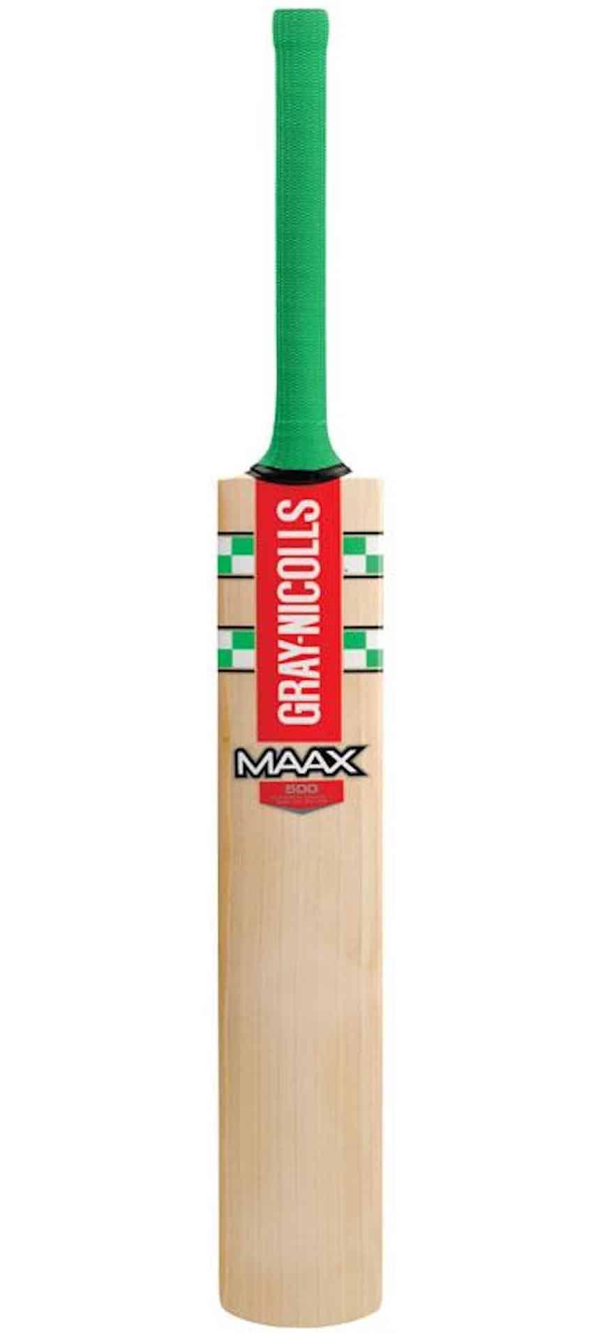 Gray Nicolls Maax 500 Cricket Bat Face