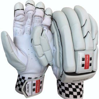 Gray Nicolls Black Edition Batting Gloves