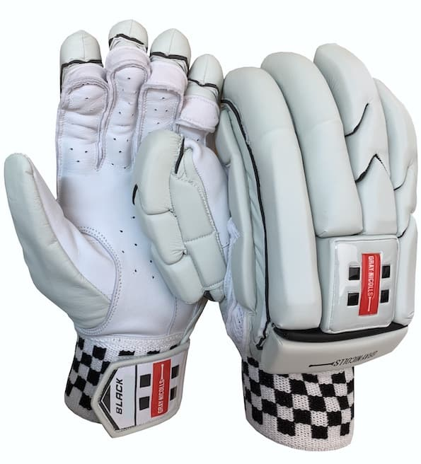 Gray Nicolls Black Edition Batting Gloves