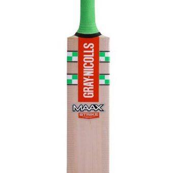Gray Nicolls Maax Strike Kashmir Cricket Bat Face