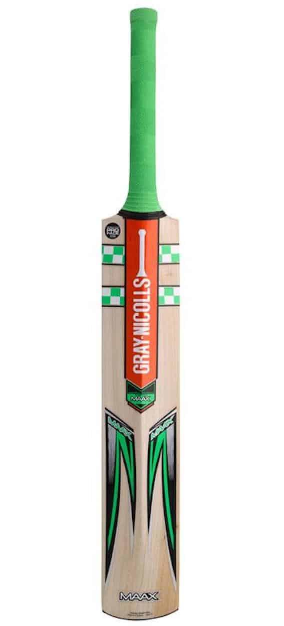 Gray Nicolls Maax Strike Kashmire Cricket Bat