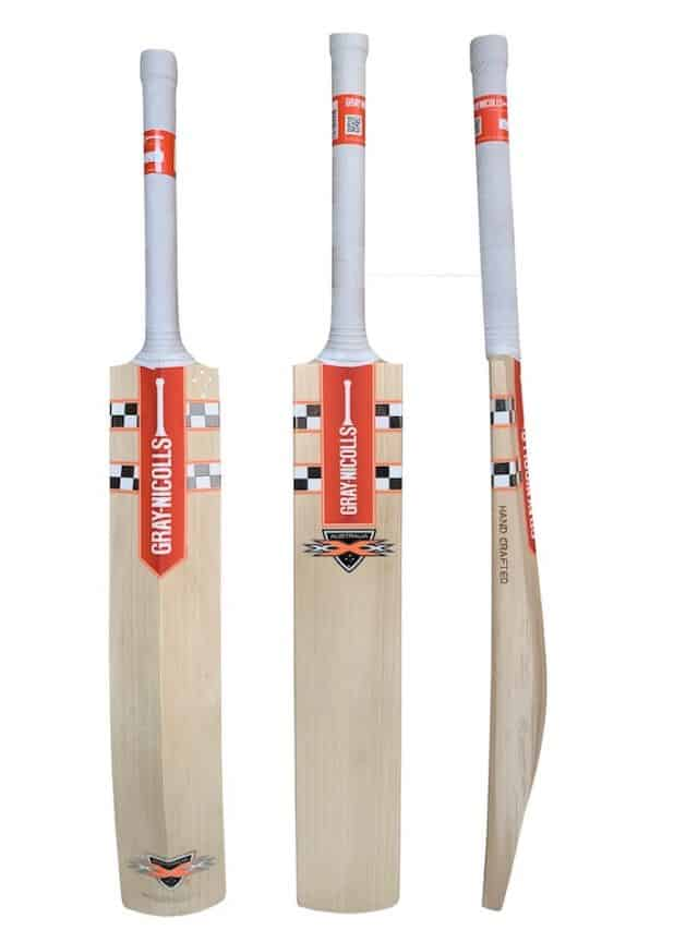 Gray Nicolls XXX Hand Crafted Cricket Bat 6