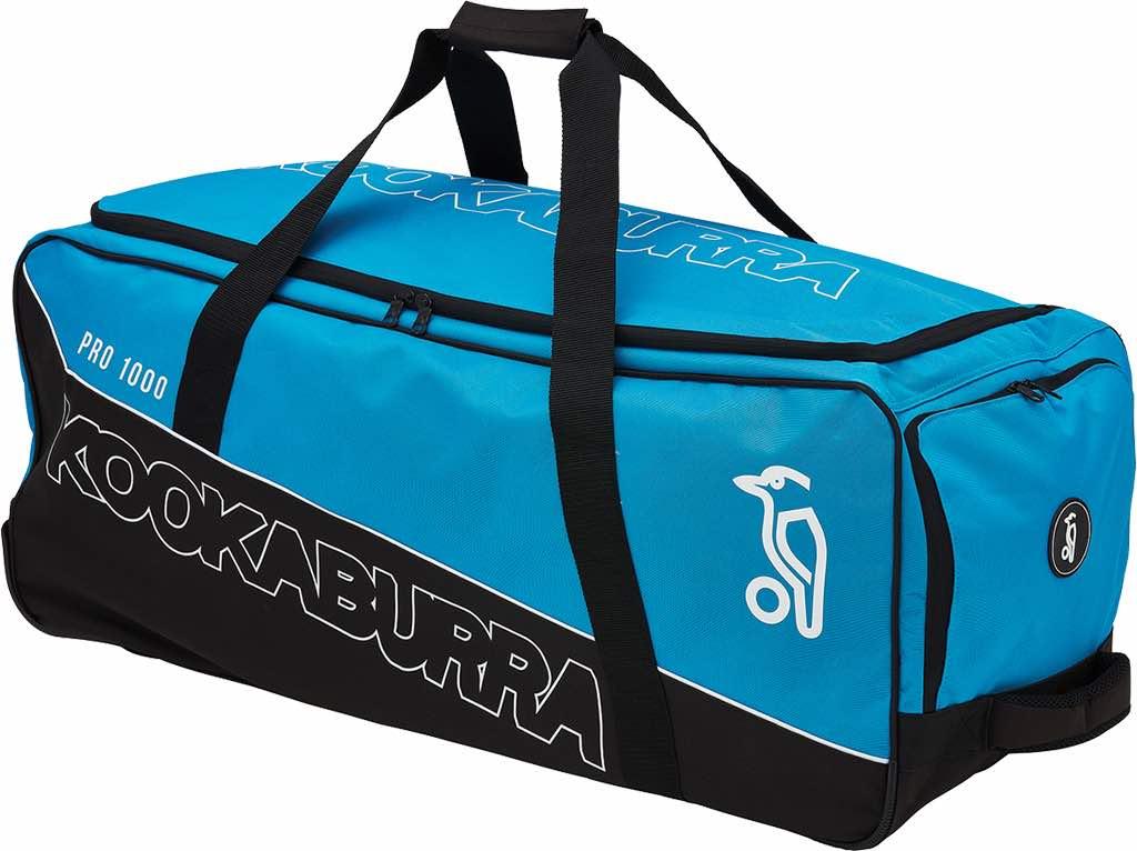 Kookaburra Pro 1000 Cricket Bag Blue