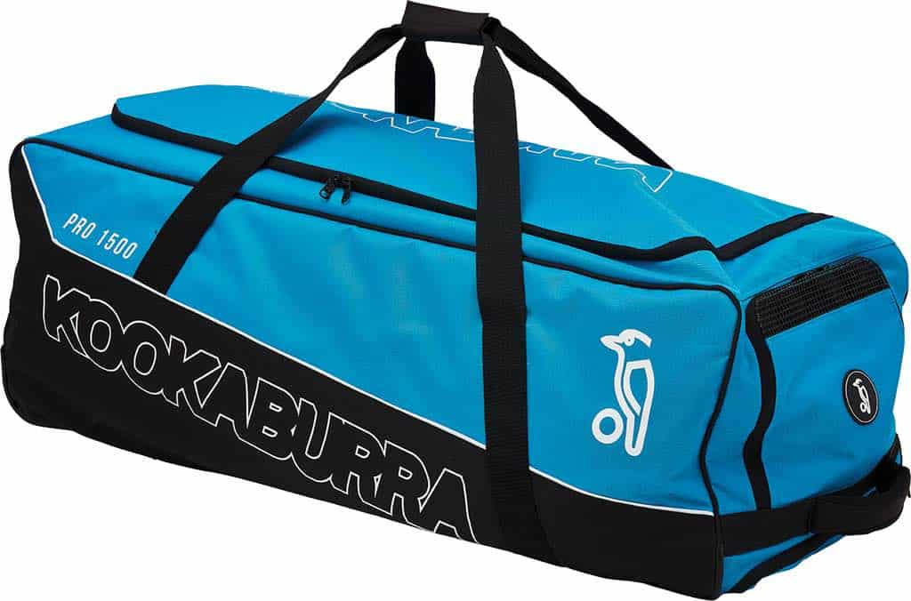 Kookaburra Pro 1500 Cricket Bag Blue
