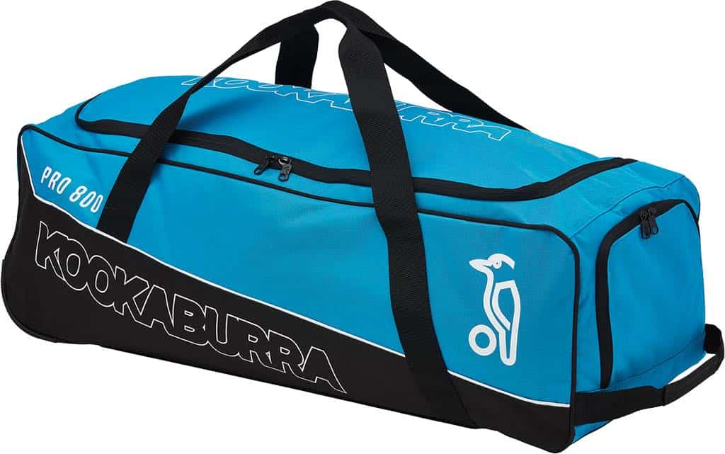 Kookaburra Pro 800 Cricket Bag Blue
