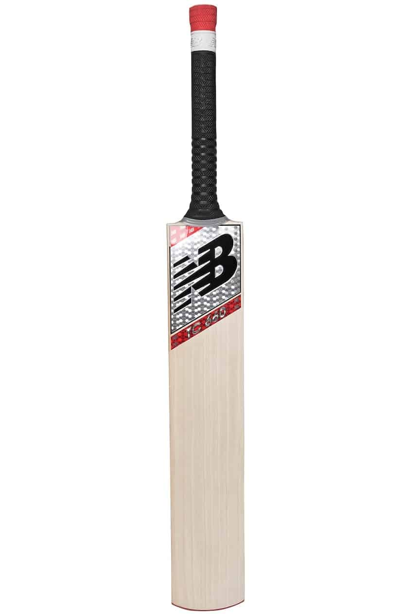 New Balance TC660 Cricket Bat Face