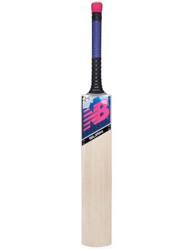 New Balance Burn Cricket Bat Face