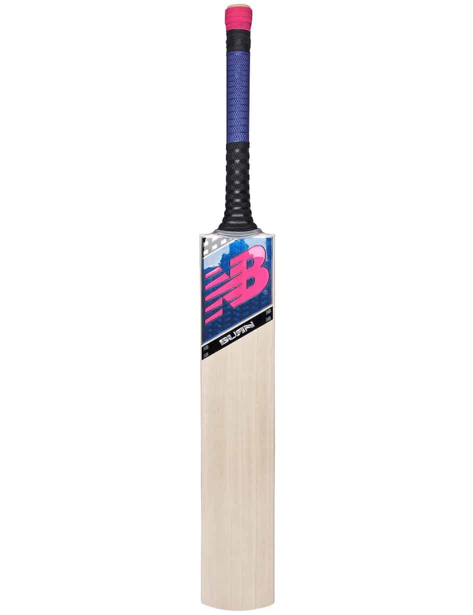 New Balance Burn Cricket Bat Face