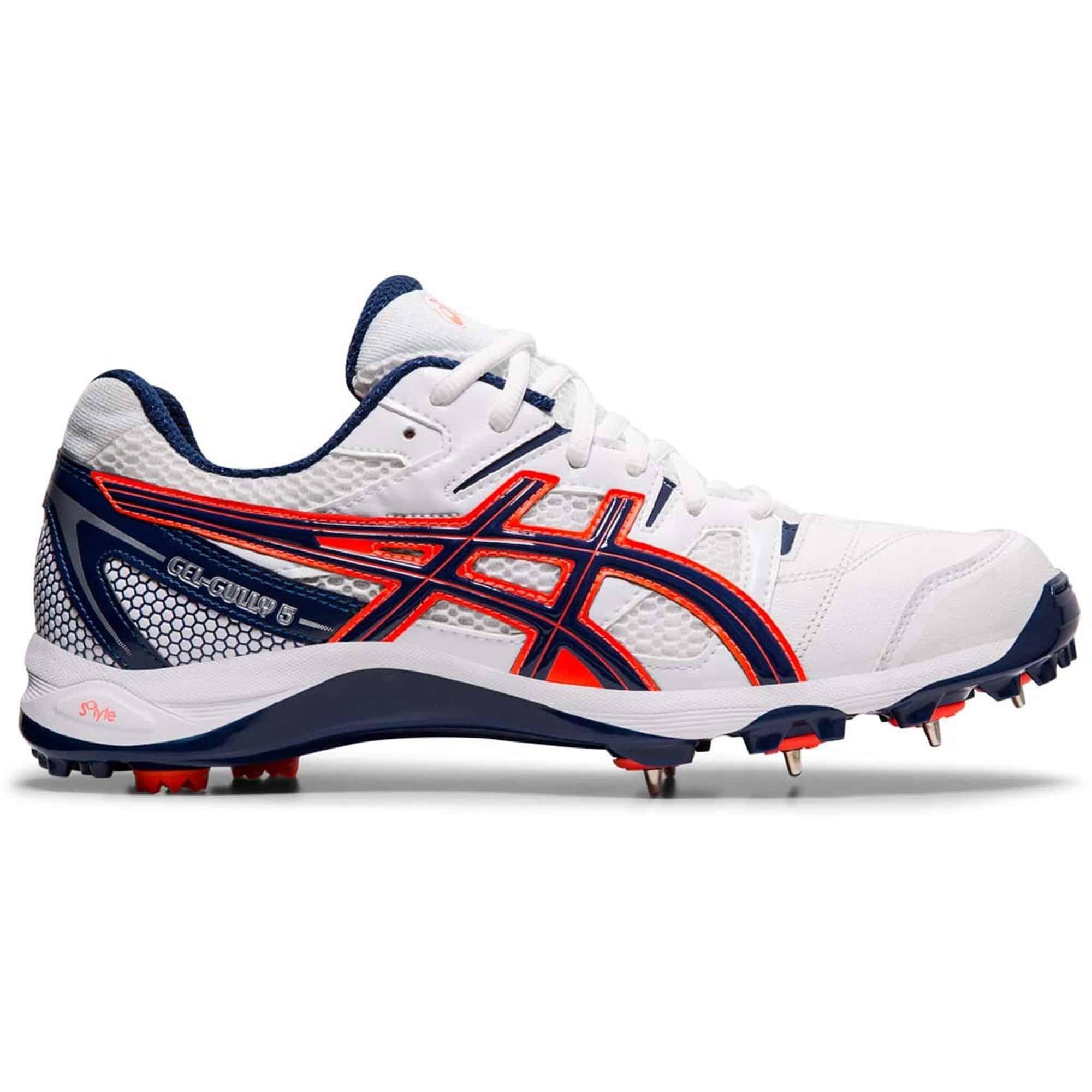 Asics gel gully shoe outside