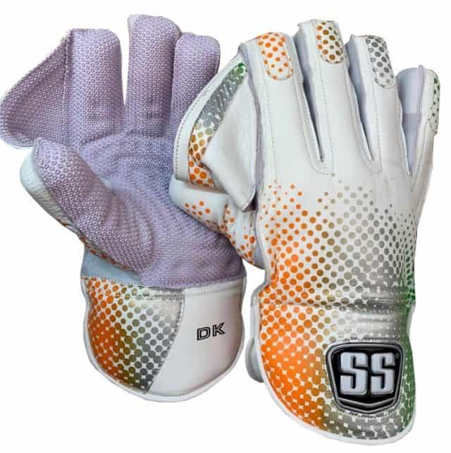 SS DK Wicket Keeping Gloves