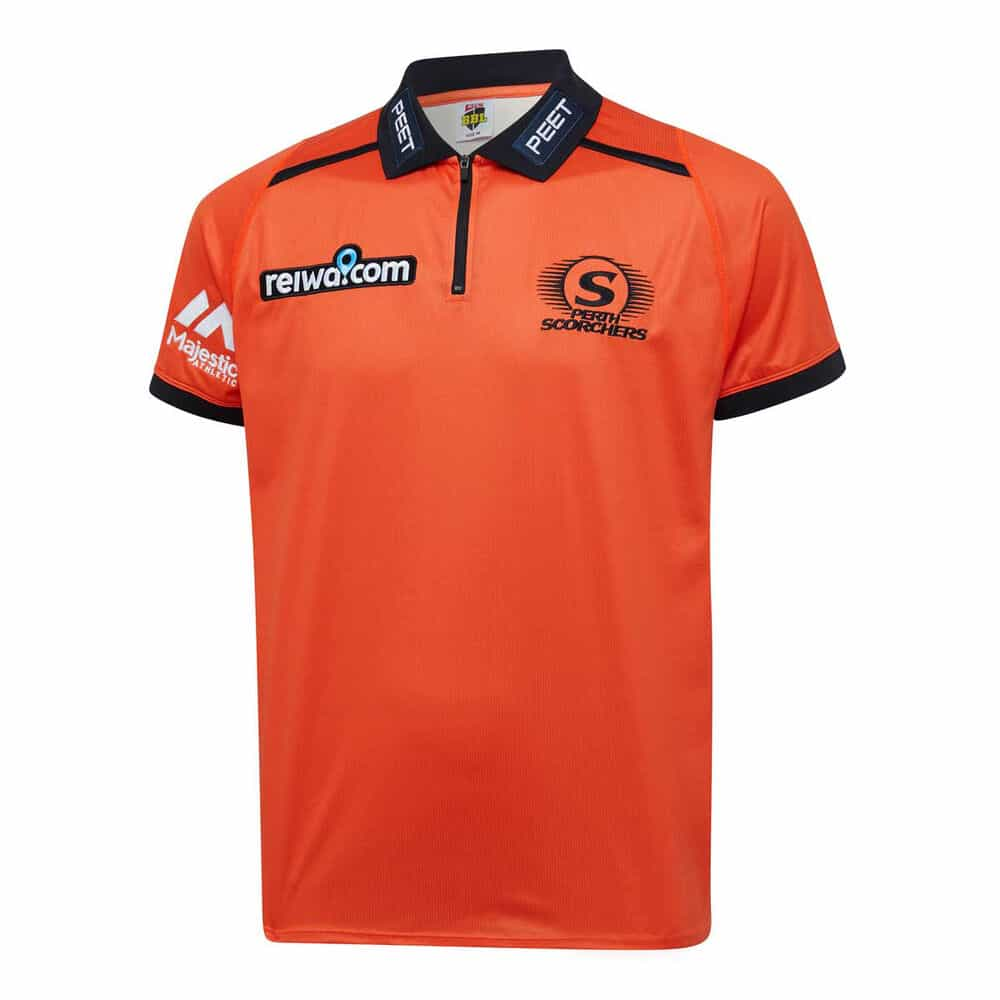 Perth Scorchers Media Polo