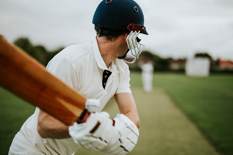 cricket fitness components
